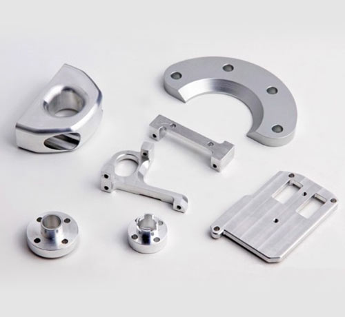 Industrial Precision CNC Milling Parts