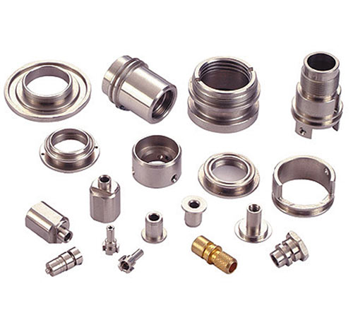 Industrial precision CNC Turning parts